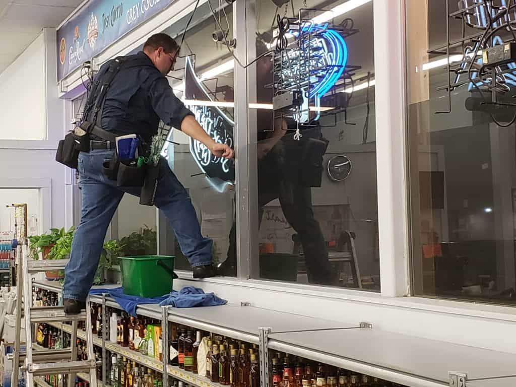 commercial window cleaning wichita ks shiny happy windows cleaning interior glass